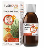 TUSSICARE BABY syrop 120 ml