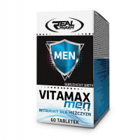 VITAMAX MEN 60 tabletek Real Pharm