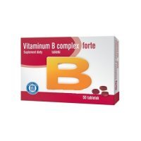 VITAMINUM B Complex Forte 50 tabletek HASCO