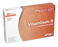 VITAMINUM B COMPOSITUM  APTEO 50 tabletek
