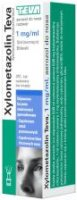 XYLOMETAZOLIN 1mg/ml aerozol do nosa 10 ml TEVA